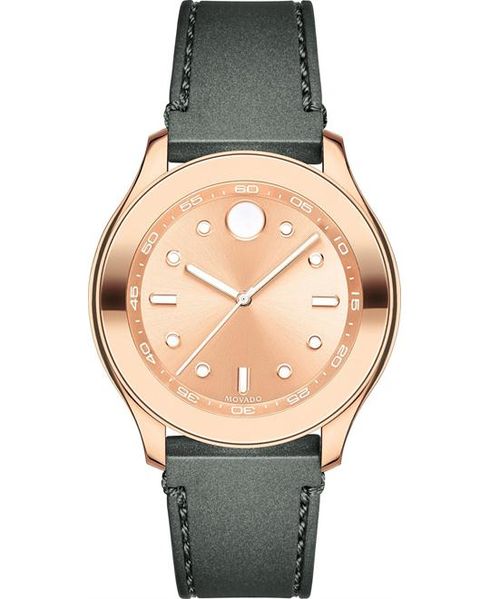 Movado Bold Sport Rose Gold Watch 38mm