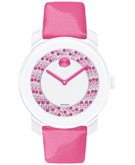 Movado Bold Swiss Pink Watch 36mm