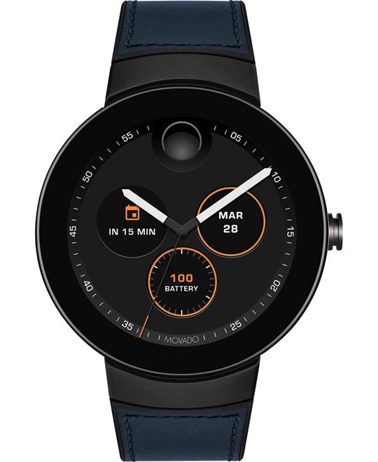 Movado Connect Smartwatch Android/iOS compatible 46.5 mm