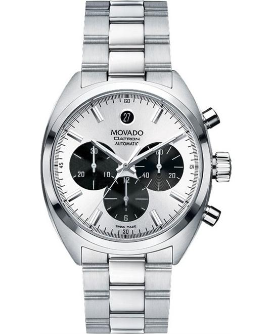 Movado Datron Automatic Chronograph 40mm