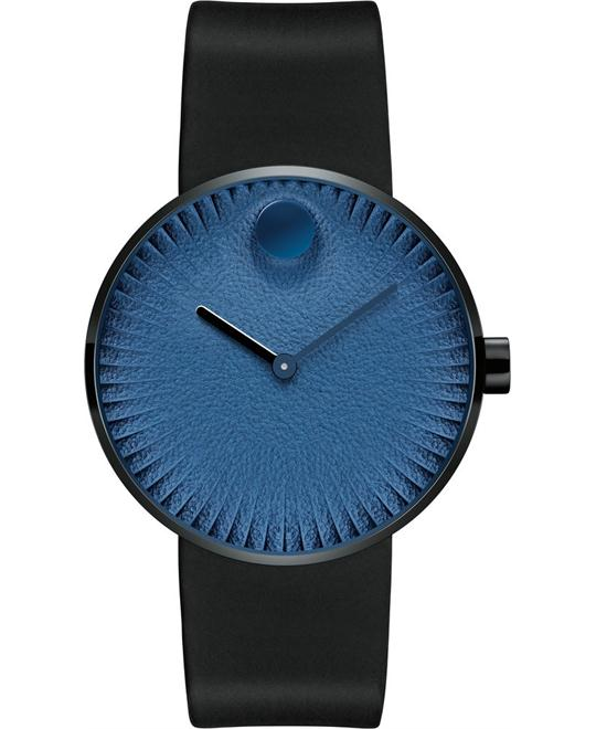 dong ho MOVADO EDGE MEN'S WATCH 40MM