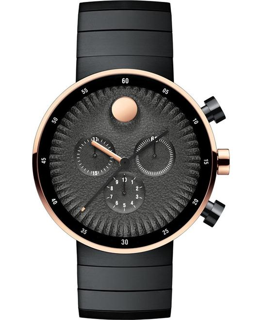 Movado Edge Special Edition Chronograph Watch 42mm