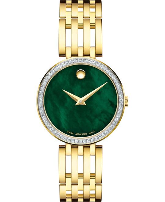 đồng hồ Movado Esperanza Matte Women's Watch 28mm