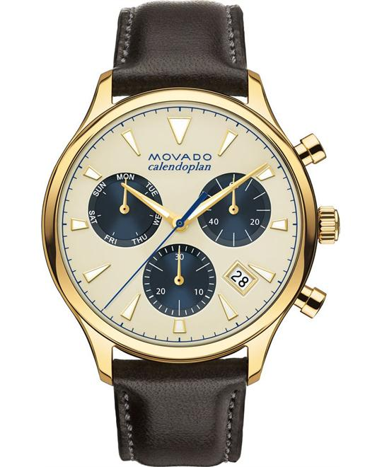Movado Heritage Series Watch 43mm