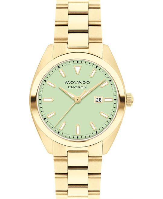 đồng hồ nữ Movado Heritage Series Datron Watch 31mm