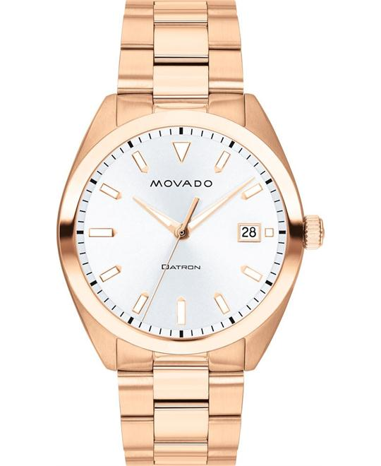 dong ho MOVADO HERITAGE SERIES MEN'S WATCH 39MM
