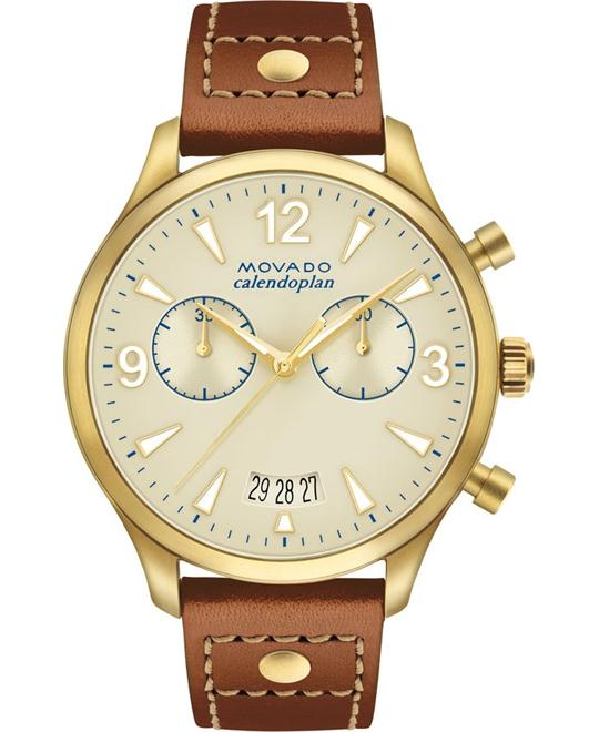 đồng hồ MOVADO HERITAGE SERIES WATCH 38MM