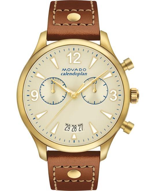 đồng hồ MOVADO HERITAGE SERIES WATCH 38MM