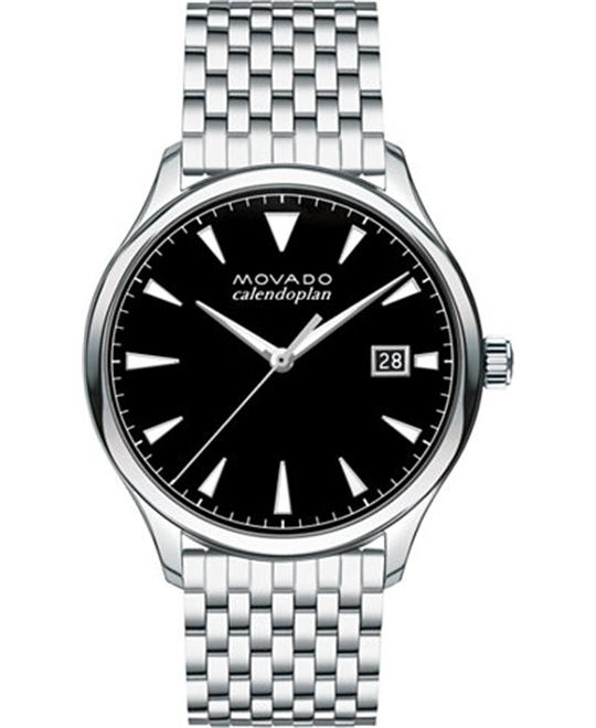 MOVADO HERITAGE SERIES WATCH 40mm