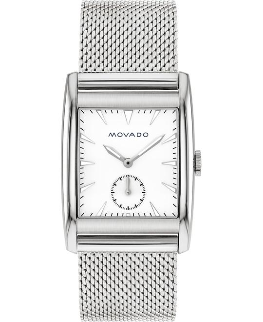 Movado Heritage White Dial Men's Watch 41mm