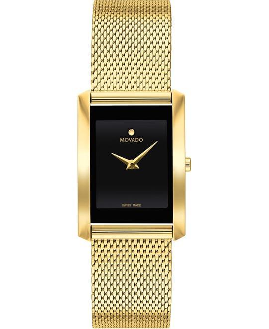 đồng hồ nữ Movado La Nouvelle Sapphire Watch 21x29mm