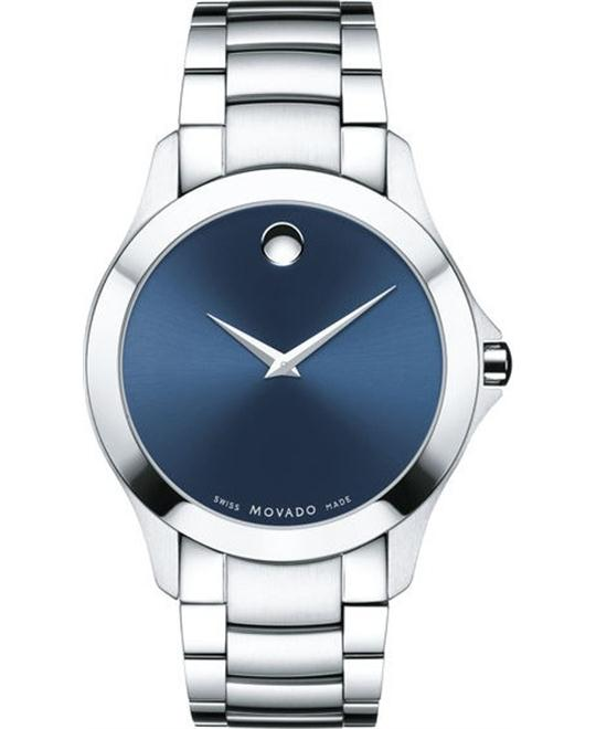 MOVADO Masino Blue Dial Men's Watch 40mm