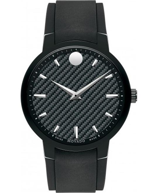 Movado Gravity Men's Swiss Quartz Watch 42mm