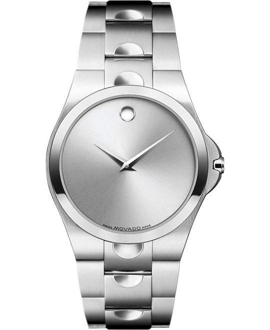 Movado Men's Luno Watch 38mm