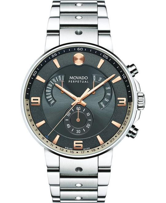 Movado SE Pilot Retrograde Men's Watch 42mm