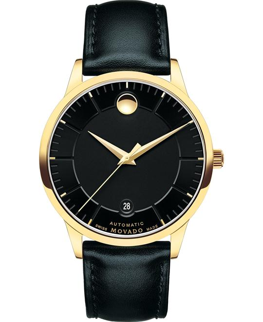 Movado 1881 Automatic Swiss Watch 40mm