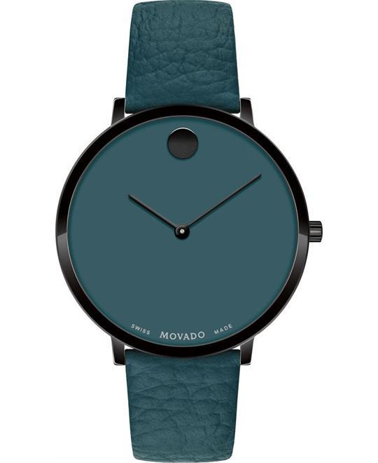 đồng hồ nữ Movado Modern 47 Green Watch 35mm