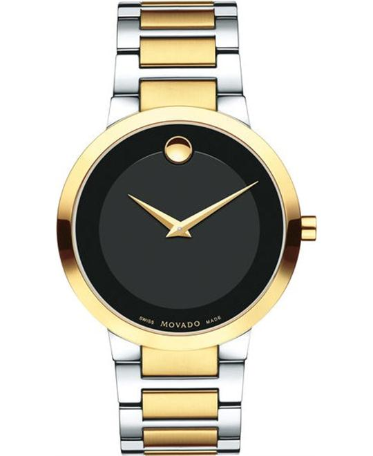 Movado Modern Classic Men's Watch 39.2 mm