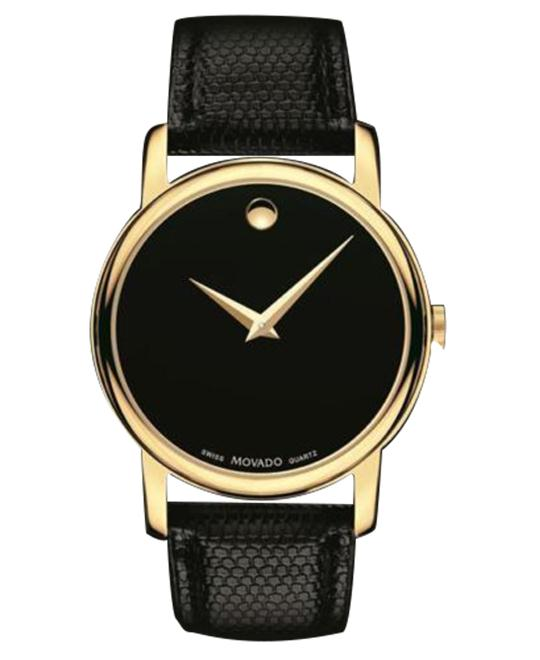 Movado Museum Black Watch 38mm