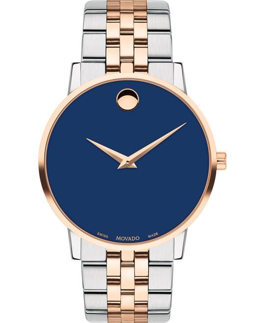 đồng hồ Movado Museum Classic Men's Watch 40mm