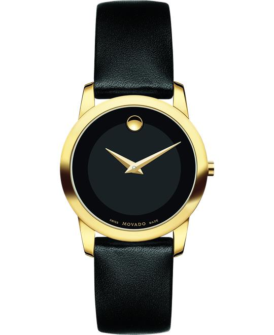 Movado Museum Classic Swiss Watch 28mm