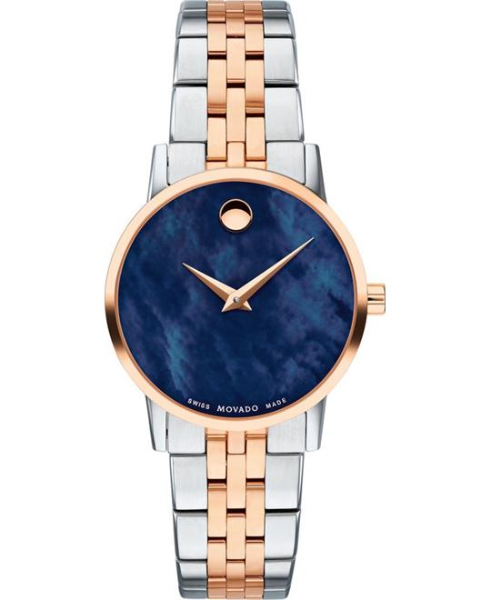 đồng hồ Movado Museum Classic Women's Watch 28mm