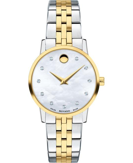 Movado Museum Classic Women's Watch 28mm