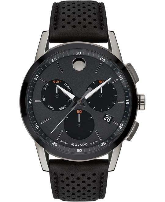 Movado Museum Sport Watch 43mm