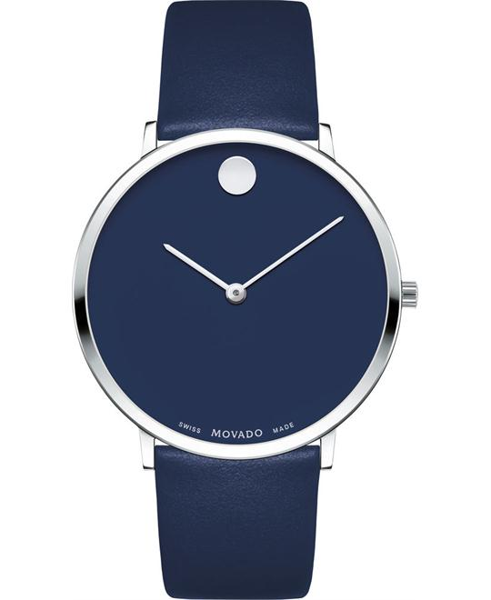 đồng hồ Movado NGH Museum Dial Watch 40mm