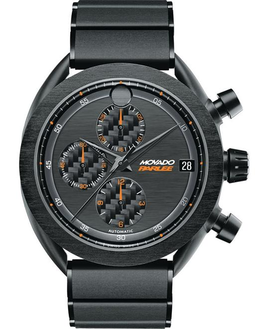 Movado Parlee Automatic Chronograph 46mm