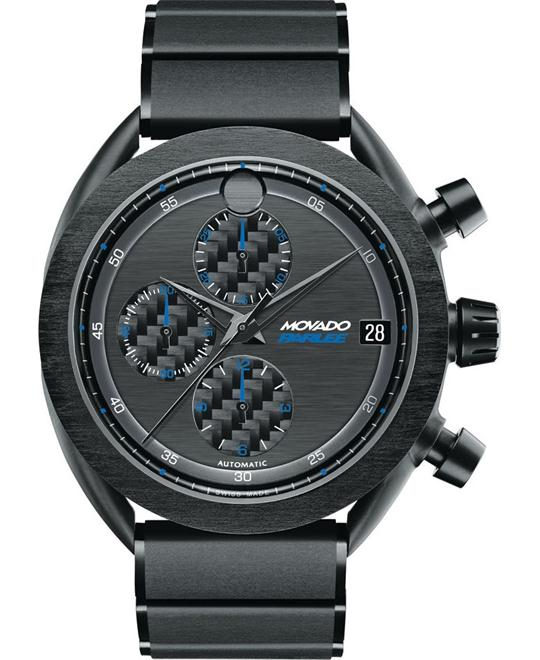 Movado Parlee Automatic Limited Edition Watch 46mm