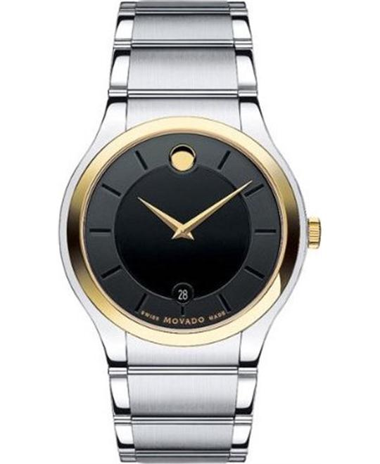 Movado Quadro Men's Watch 40mm