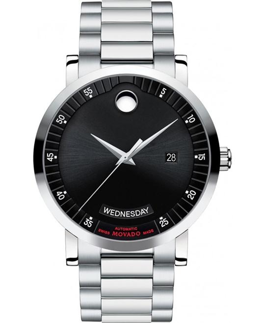 MOVADO Red Label Automatic Watch 42mm