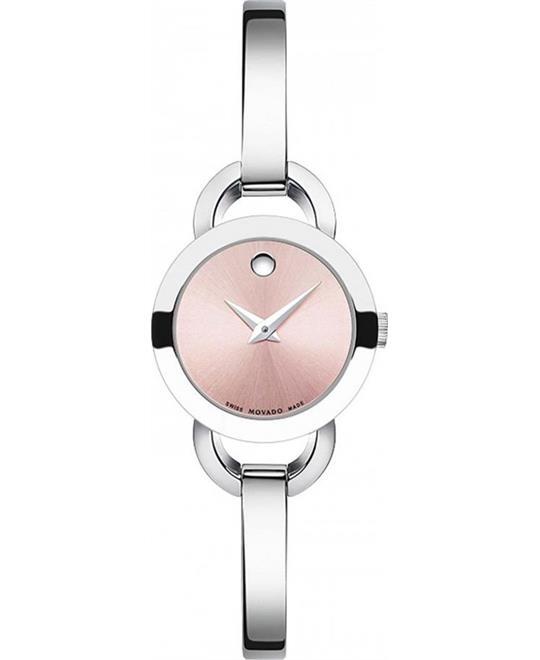 đồng hồ nữ Movado Rondiro Analog Display Watch 22mm