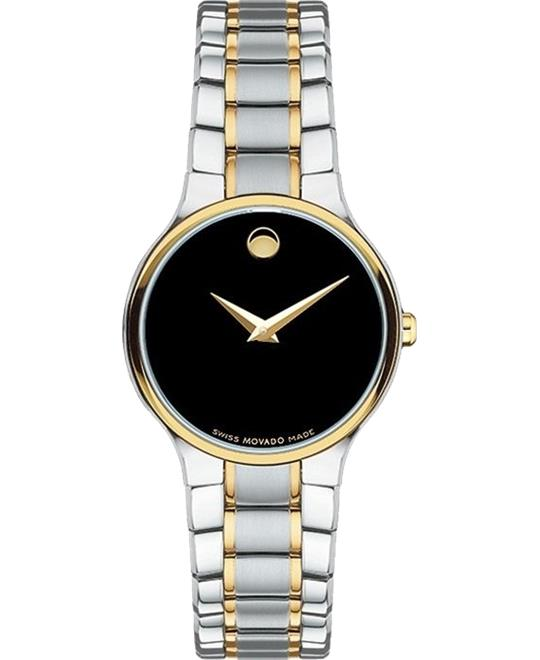 Movado Serio Ladies Watch 26mm