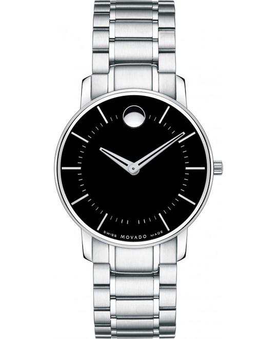 Movado Swiss Movado TC Ladies Watch 30mm