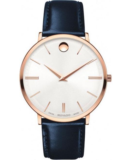 dong ho Movado Ultra Slim Men's Watch 40mm