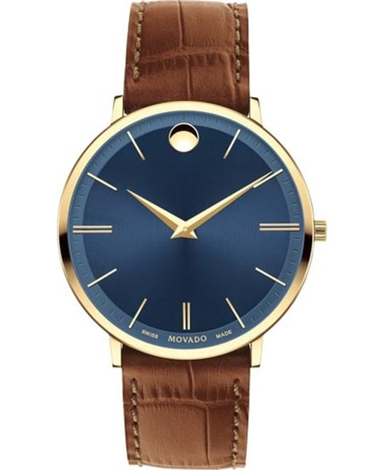 dong ho Movado Ultra Slim Men's Watch 40mm