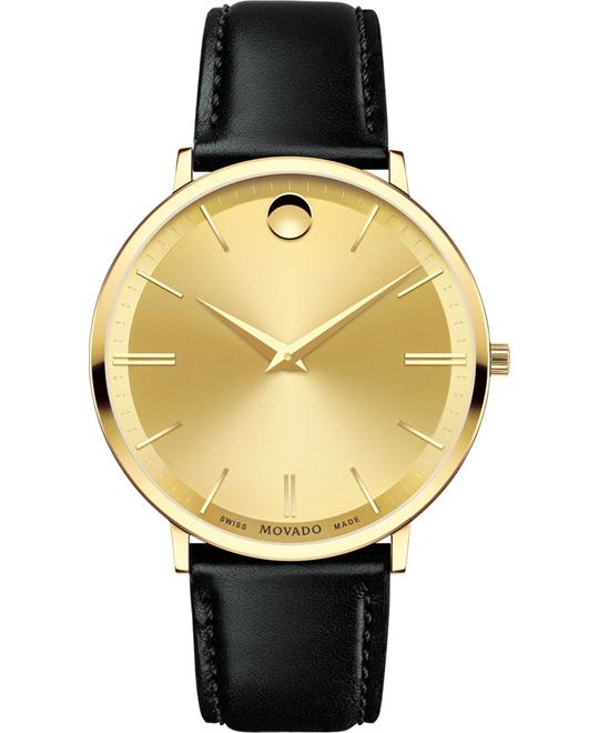 MOVADO ULTRA SLIM WATCH 40MM