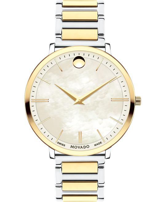 đồng hồ nữ MOVADO ULTRA SLIM WOMEN'S WATCH 35MM