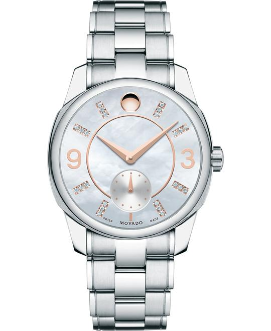 MOVADO LX Diamonds Women's Watch 32mm