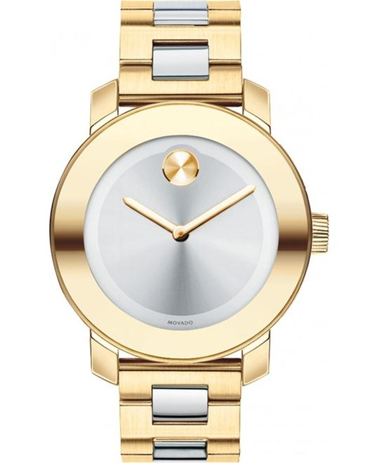 Movado Bold Swiss Medium Watch 36mm