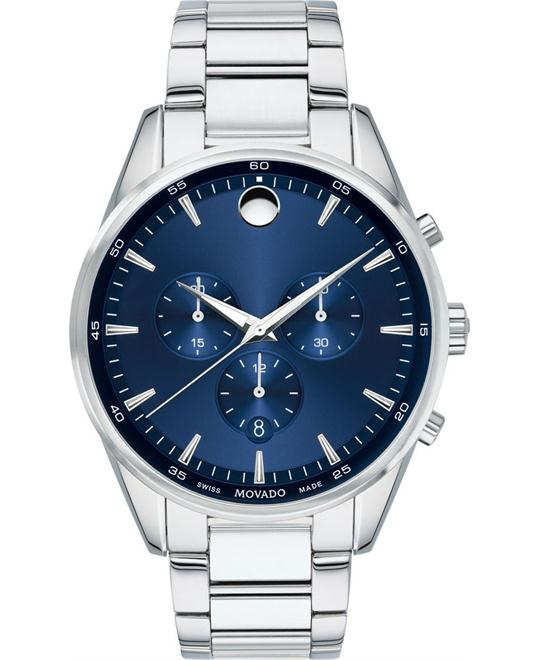 Movao Stratus Blue Men's Watch 42mm