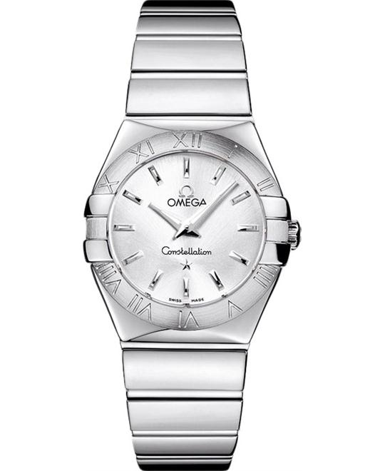 Omega Constellation 123.10.27.60.02.002 Watch 27mm
