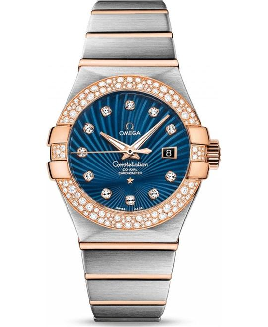 Omega Constellation 123.25.31.20.53.001 Co-Axial 31mm