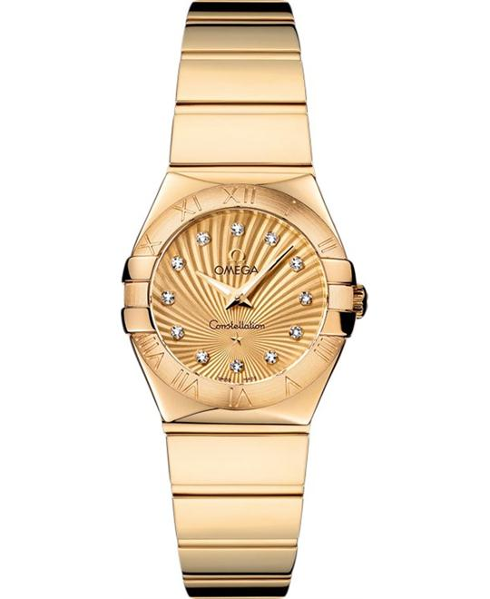 đồng hồ nữ Omega Constellation 123.50.24.60.58.002 Watch 24mm