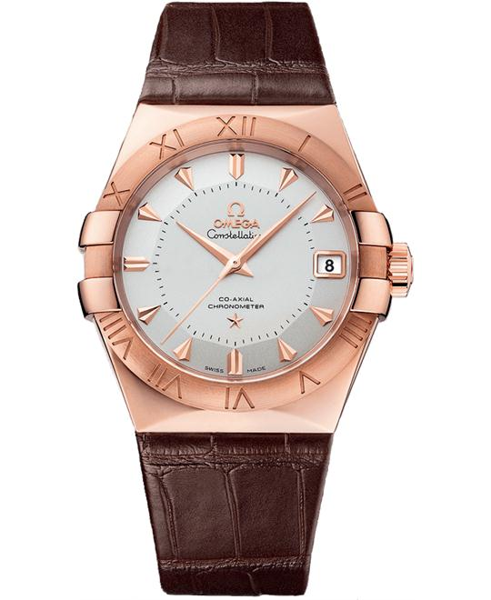 Omega 123.53.38.21.02.001 Constellation Watch 38mm