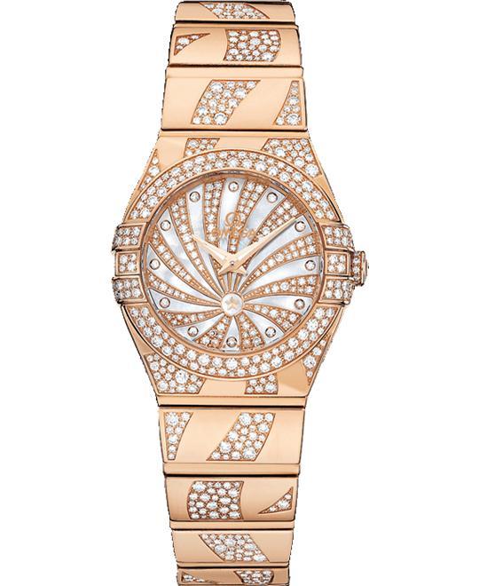 đồng hồ nữ Omega Constellation 123.55.24.60.55.011 Watch 24mm