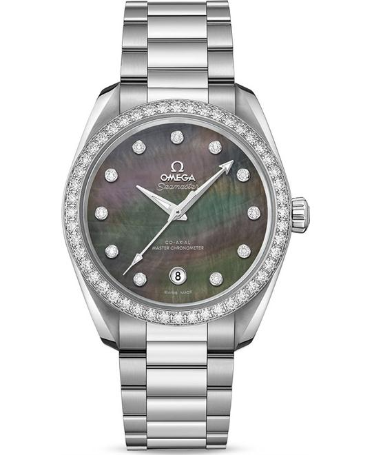 Omega 220.15.38.20.57.001 Seamaster Aqua Terra Watch 38mm