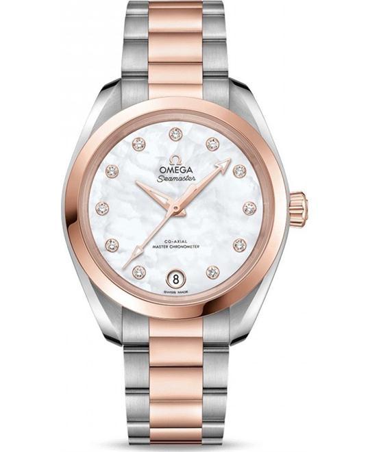 đồng hồ Omega Seamaster 220.20.34.20.55.001 Aqua Terra 34mm